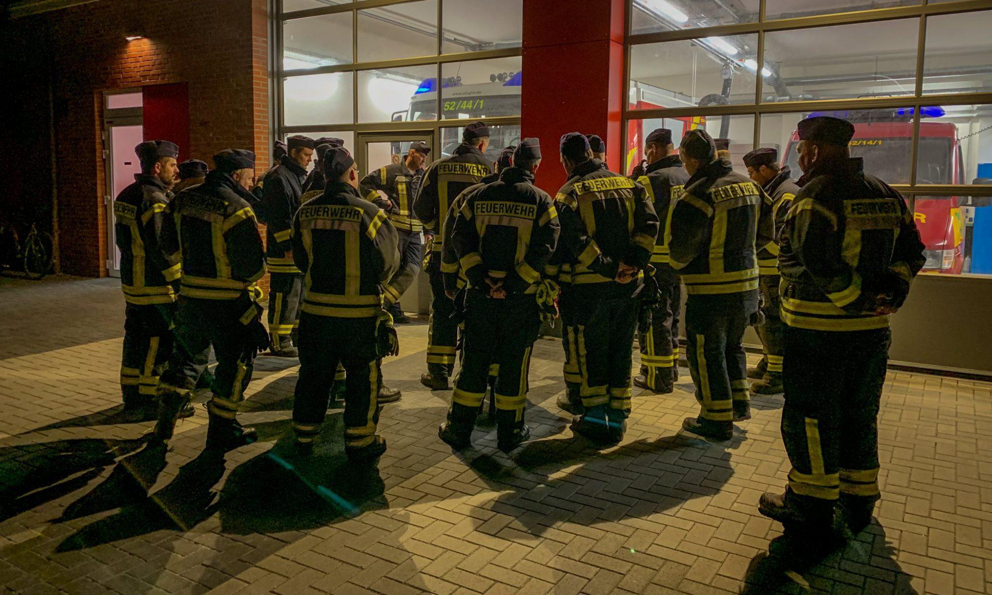 (C) Freiwillige Feuerwehr Jersbek
